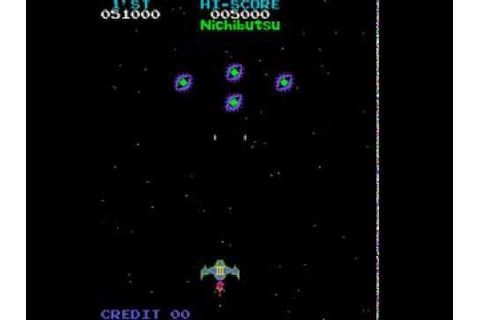 Arcade Longplay [417] Moon Cresta - YouTube