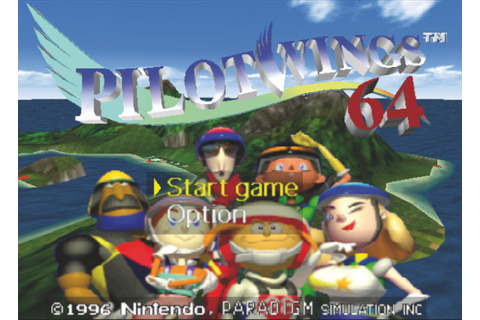 Pilotwings 64 | Retro Gamer