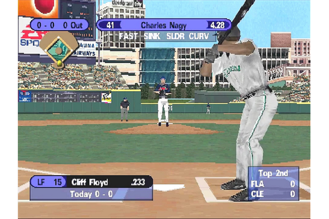 Triple Play '99 Download Game | GameFabrique