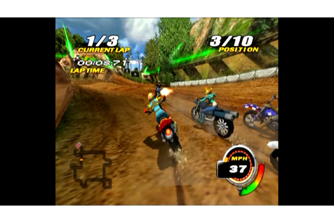 Nitrobike ... (PS2) - YouTube