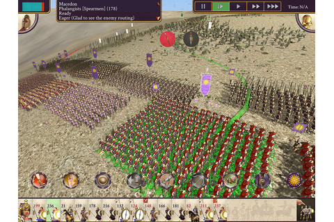 Rome: Total War for Android launches in Google Play Store