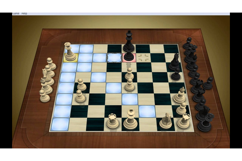 Chess Titans - Level 10 - Full game - YouTube