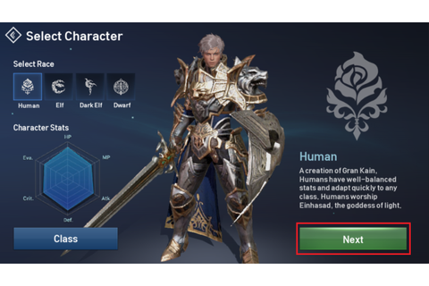 LINEAGE 2 REVOLUTION ANDROID GAME REVIEW — Steemit