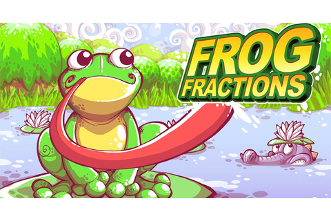 Crowdfunded Game Frog Fractions 2 is Finally Discovered ...