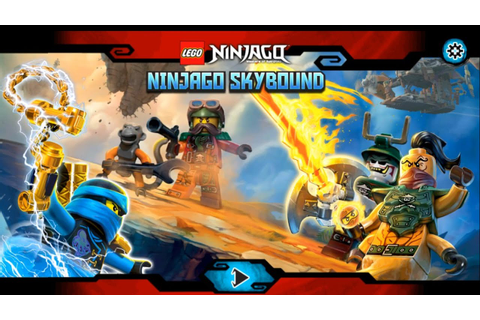 LEGO® Ninjago Skybound - Android Gameplay - YouTube