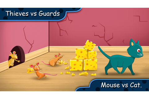Cat and Rat Games: Mouse Hunt - Android Apps on Google Play