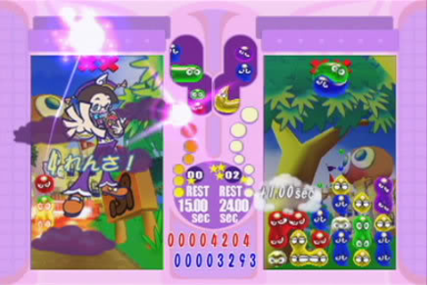 BLaCkAiT Rock'n'Games Downloads: Puyo Puyo Fever