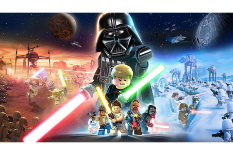 LEGO Star Wars: The Skywalker Saga First PS4 Gameplay ...