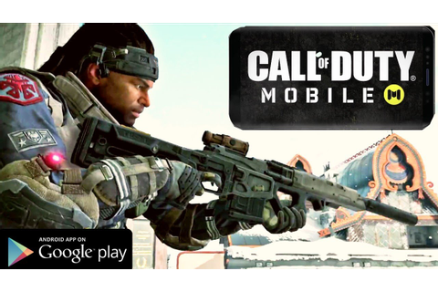 Call of duty Mobile ! Game release for Android !! - YouTube