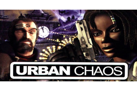 Urban Chaos | Full Version Free Download - Buzzer PC Games