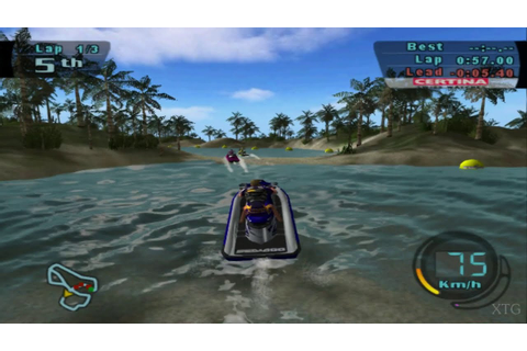Splashdown PS2 Gameplay HD (PCSX2) - YouTube