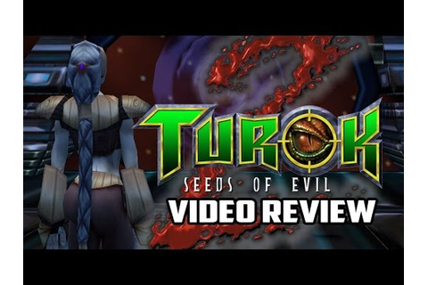 Turok 2: Seeds of Evil PC Game Review - YouTube