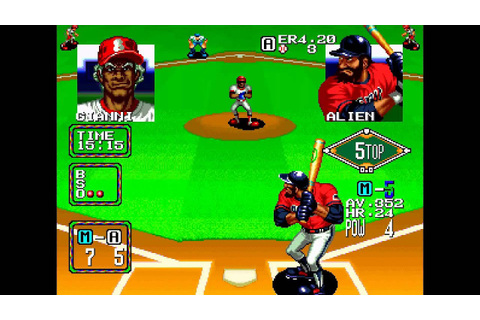 EnglishRetro Neo-Geo CD - Baseball Stars 2 - YouTube