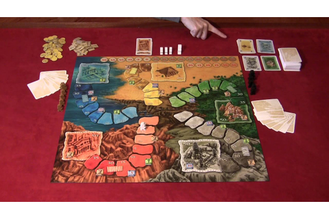 "How to Play ""Lost Cities the Board Game"" - The Dragon ..."