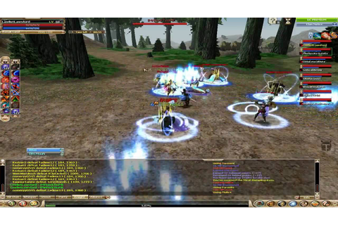 Arcadians Clan PK Movie 2 @Beramus - YouTube