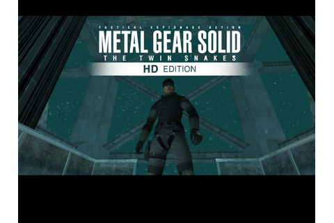 Metal Gear Solid Twin Snakes HD Rextexture Project addon ...