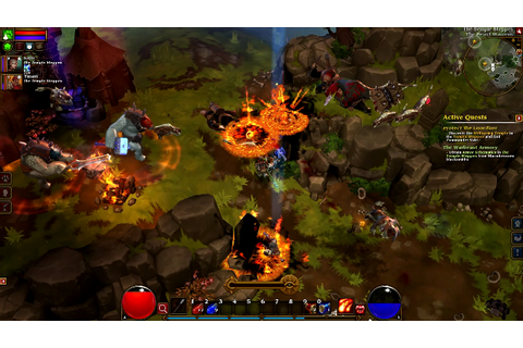Torchlight II Top 10 Improvements | WIRED