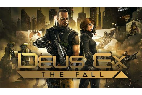 Deus Ex: The Fall APK + OBB ~ DroidGame44.blogspot.com