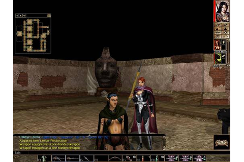 NeverWinter Nights 1 PC Game ~ Download Full Games For PC