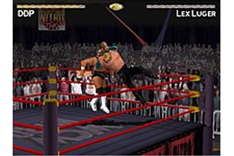 WCW Nitro (video game) - Wikipedia