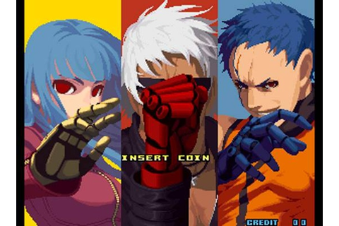 The King of Fighters 2001 (Game) | GamerClick.it