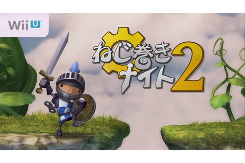 [eShop JP] Wind-Up Knight 2 - First Look - YouTube