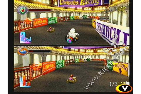 Chocobo Racing - Download Free Full Games | Racing games