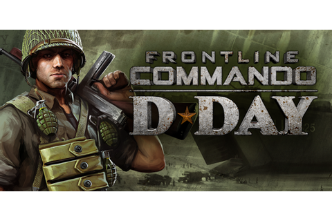 FRONTLINE COMMANDO D-DAY ANDROID GAME | Android Games