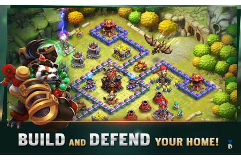 Best Games like Clash of Clans for Android 2018