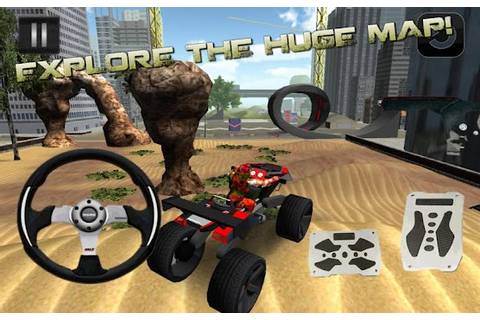 ATV Simulator APK 3.0 - Free Simulation Games for Android