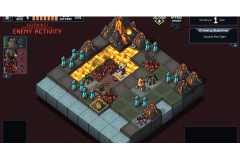 Review: Into the Breach | Strategy Gamer
