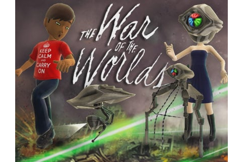 War of the Worlds Items Now Available in Marketplace