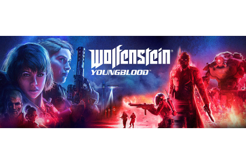 Wolfenstein Youngblood Game 2019 Wallpapers - Wallpaper Cave