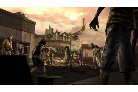 The Walking Dead Game Wallpapers - Wallpaper Cave