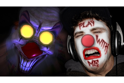 CLOWN PARTY IS OVER... | Play With Me - Indie Horror Game ...