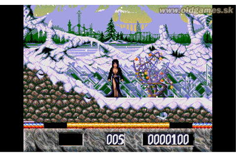 Elvira: The Arcade Game Play online - Elvira: The Arcade ...