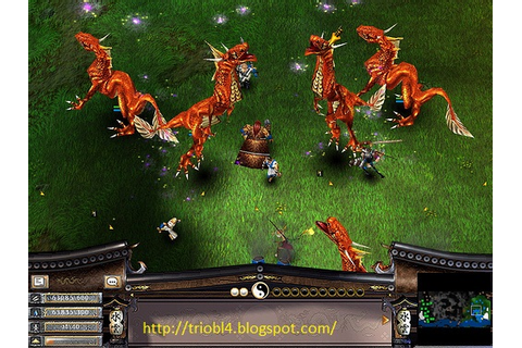 Battle Realms Download Full Game Free PC-Laptop