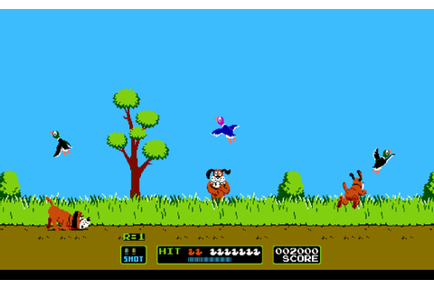 Ghost Game Reviews: Throwback Thursday: Duck Hunt