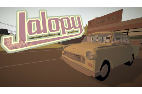 Jalopy Gameplay ep 2 - The Scary Town Motel! - Let's Play ...