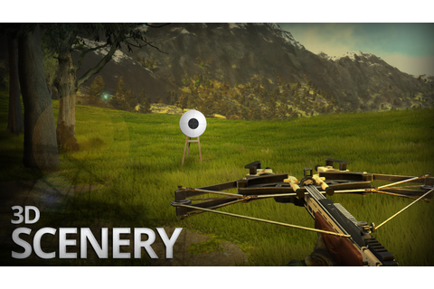 Crossbow Shooting Range Game - Android Apps on Google Play