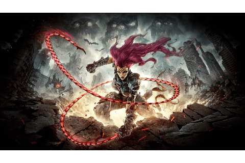 Darksiders III Fury, HD Games, 4k Wallpapers, Images ...
