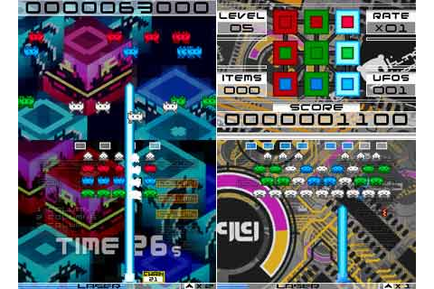 Space Invaders Extreme 2 for Nintendo DS in October - GameGuru