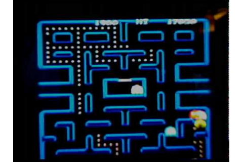 Pac Man Gameplay (Namco Museum DS) - YouTube