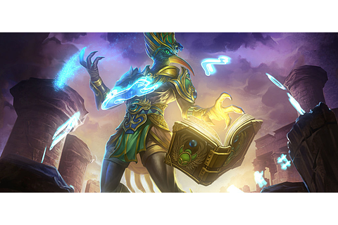 SMITE Thoth Build Guide: Just When You Thoth It Was Over ...
