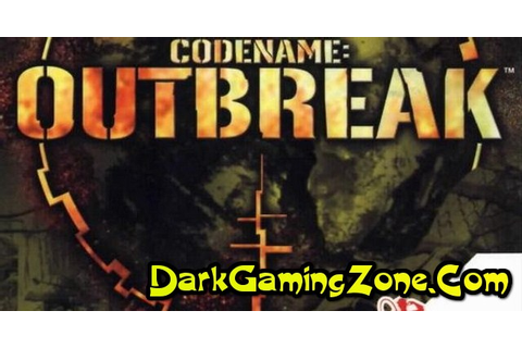 Codename Outbreak Game - Free Download Full Version For PC