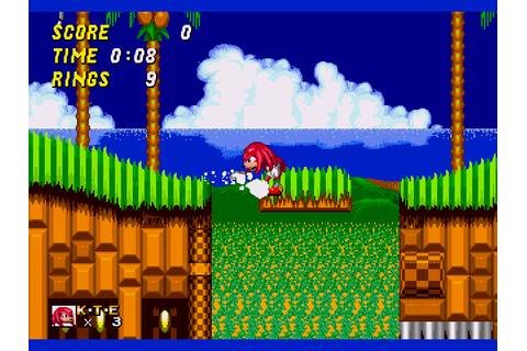 Sonic and Knuckles & Sonic 2 Download Game | GameFabrique