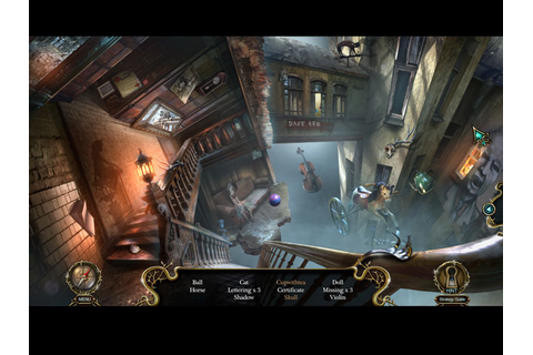 Haunted Hotel: Personal Nightmare Collector's Edition Game ...