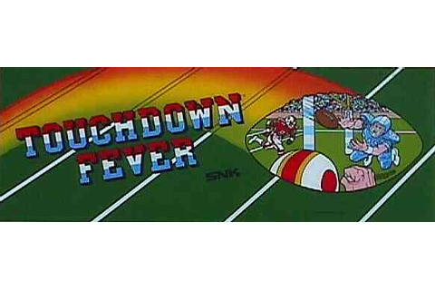 Touchdown Fever - Videogame by SNK