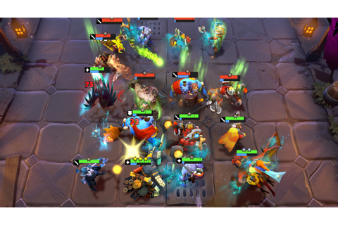 Dota Underlords How to Use Alliances - Attack of the Fanboy