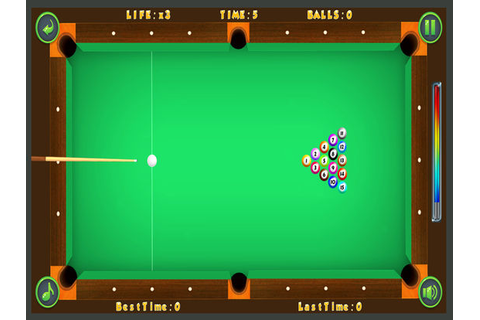 App Shopper: Pool Billiards Classic Snooker Master Mania ...